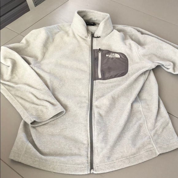 The North Face Other - Grey north face fleece